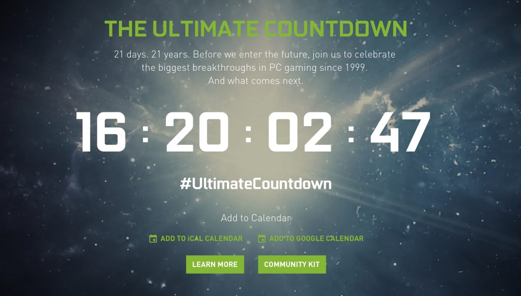 NVIDIA Announces GeForce Special Event With CEO Jensen Huang