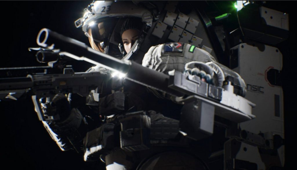 Ray Tracing Benchmarking Brings New Level of Detail to Boundary's Space Combat