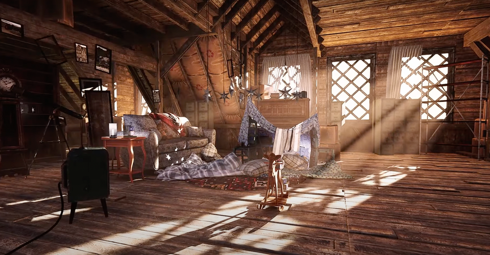 Unreal Engine 4 RTX Tech Demo Is Free To Download & Play